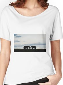 Elephant - Africa (5) Women's Relaxed Fit T-Shirt