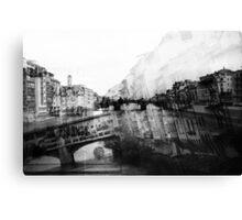 Italy – Ponte Vecchio Florence Canvas Print