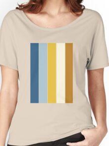 Color Scheme: Sand Castles Women's Relaxed Fit T-Shirt