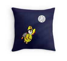 The Desire To Fly Throw Pillow
