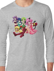 Tokyo Mew Mew Group Long Sleeve T-Shirt