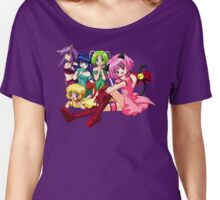 Tokyo Mew Mew Group Women's Relaxed Fit T-Shirt