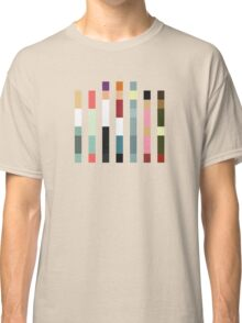 Look Closely (Barcode Edition) Classic T-Shirt