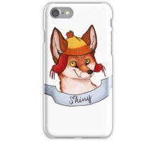 Fandom Foxes! - Shiny iPhone Case/Skin