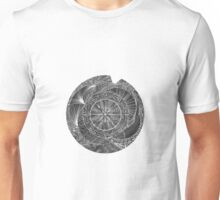 Uncoloured Crest 94 Unisex T-Shirt