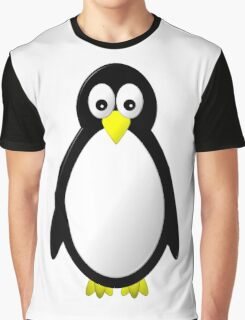 Penguin Character Graphic T-Shirt