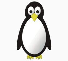 Penguin Character Baby Tee