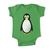 Penguin Character One Piece - Short Sleeve