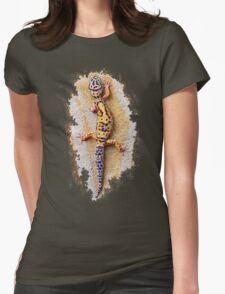 Reptile Womens Fitted T-Shirt