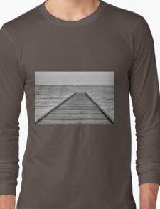 Dis a piering Long Sleeve T-Shirt