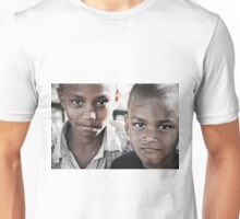 A Portrait of Strong Character Unisex T-Shirt