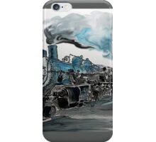 Old No 811 engine iPhone Case/Skin