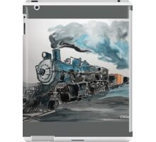 Old No 811 engine iPad Case/Skin