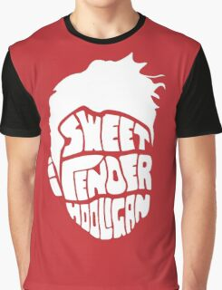 Sweet and Tender Hooligan (White Only) Graphic T-Shirt