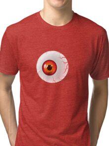 Red Eyeball Tri-blend T-Shirt