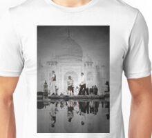 One Morning at the Taj Unisex T-Shirt