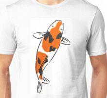 1 Koi Upstream Unisex T-Shirt