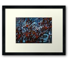 TH55 Framed Print