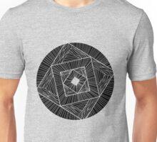 Uncoloured Crest 132 Unisex T-Shirt