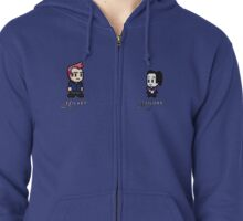 Community - Milady and Milord Zipped Hoodie