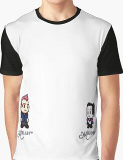 Community - Milady and Milord Graphic T-Shirt