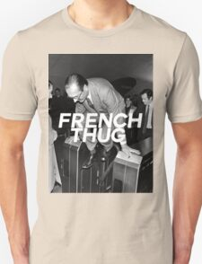 "Jacques Chirac ""French Thug"" T-Shirt"