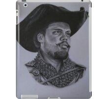Porthos and his hat iPad Case/Skin