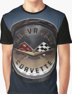 chevrolet corvette logo Graphic T-Shirt