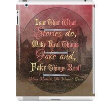 The Winner's Curse - Stories iPad Case/Skin
