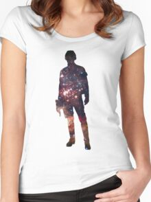 Han Solo Women's Fitted Scoop T-Shirt