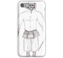 Ronin iPhone Case/Skin