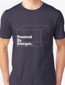 Powered By Energon T-Shirt