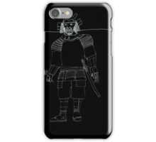 Lost SamuraII iPhone Case/Skin