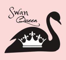 Swan Queen Baby Tee