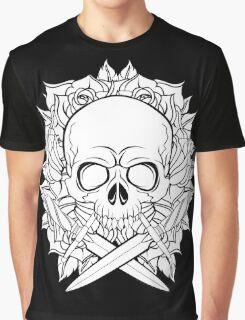 Skull & Daggers Graphic T-Shirt