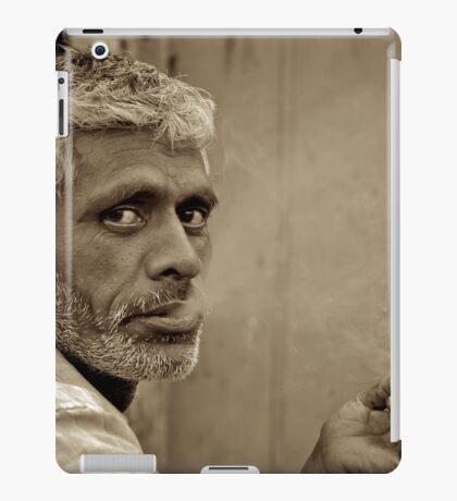 Intense Exhalation iPad Case/Skin