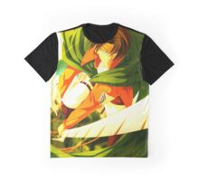 Rivaille Graphic T-Shirt