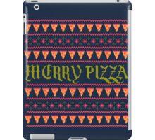 Merry Pizza iPad Case/Skin