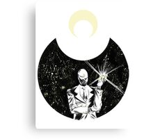 Moon Knight Canvas Print