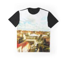 Arzachena: view Graphic T-Shirt