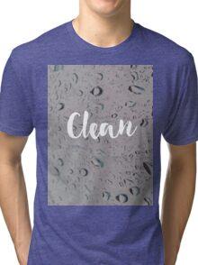 Clean Tri-blend T-Shirt
