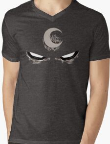 Moon Knight Mens V-Neck T-Shirt