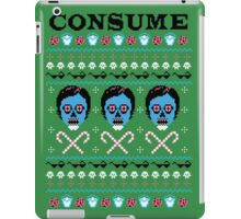 Obey Christmas iPad Case/Skin
