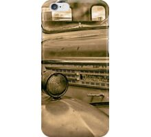 The Old Diamond T  iPhone Case/Skin