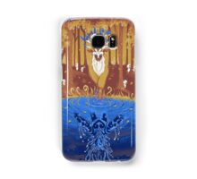 Autumn Forest Spirit  Samsung Galaxy Case/Skin