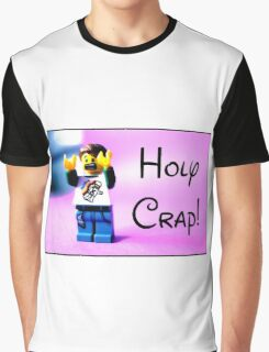 Holy Crap! Graphic T-Shirt