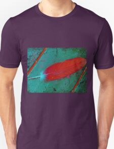 Red Feather T-Shirt