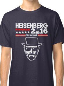 HEISENBERG PINKMAN 2016 SAY MY NAME Classic T-Shirt