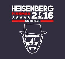 HEISENBERG PINKMAN 2016 SAY MY NAME Unisex T-Shirt