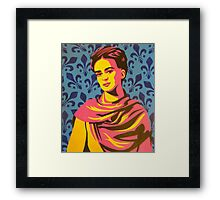 Frida Framed Print